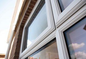 Eurocell eurologik window close up