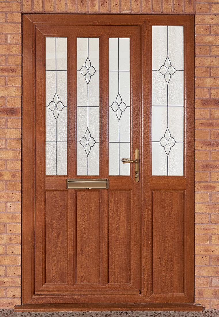 Upvc Doors In The West Midlands Leamore Windows