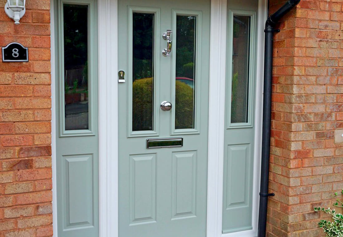 Composite Doors West Midlands Leamore Windows