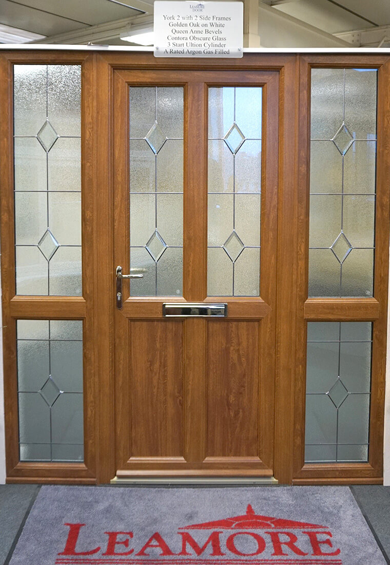 Upvc Doors In The West Midlands Leamore Windows