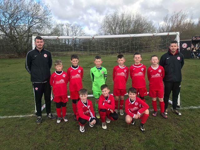 Red Star AFC U10's, Aldridge, Walsall